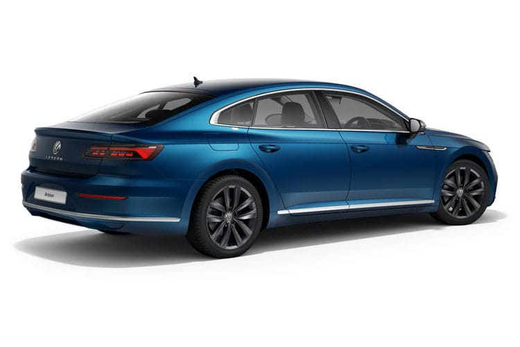 Volkswagen Arteon Fastback 5Dr 4Motion 2.0 TSI 272PS Elegance 5Dr DSG [Start Stop] back view