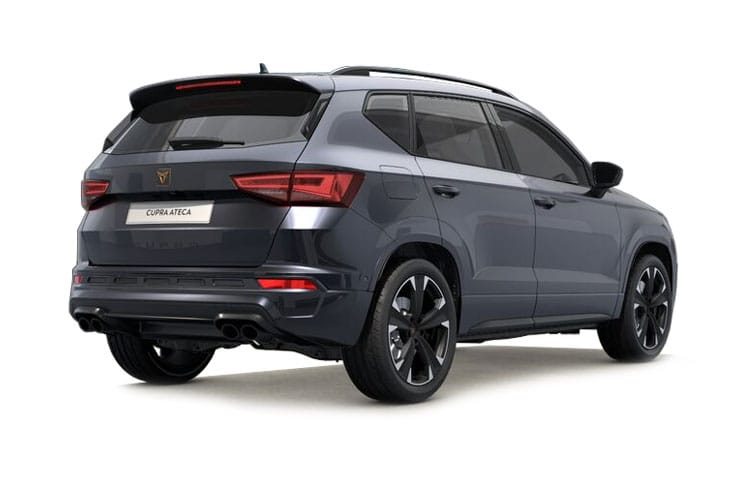 CUPRA Ateca SUV 4Drive 2.0 TSI 300PS VZ3 5Dr DSG [Start Stop] back view