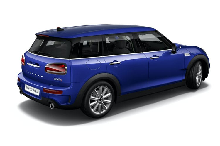 MINI Clubman Cooper S 2.0  192PS Exclusive 6Dr Manual [Start Stop] [Comfort] back view