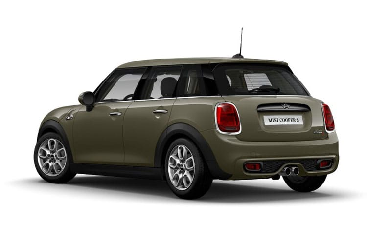 MINI Hatch 5Dr Cooper 1.5  136PS Sport 5Dr Steptronic [Start Stop] [Comfort] back view