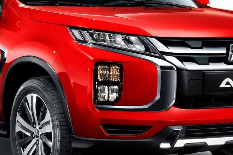Mitsubishi ASX SUV 2wd 2.0 MIVEC 150PS Exceed 5Dr Manual [Start Stop] detail view