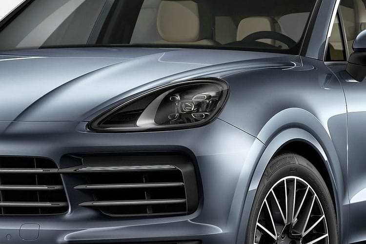 Porsche Cayenne Coupe 4wd 4.0 V8 PiH 14.1kWh 680PS Turbo S E-Hybrid 5Dr Tiptronic [Start Stop] detail view