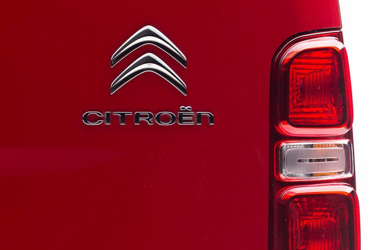 Citroen Dispatch XS 1400Kg 2.0 BlueHDi FWD 120PS Enterprise Van Manual [Start Stop] detail view