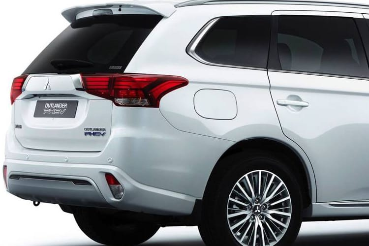 Mitsubishi Outlander PHEV SUV 2.4 h TwinMotor 13.8kWh 224PS Exceed Safety 5Dr CVT [Start Stop] detail view