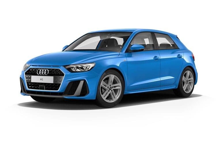 Audi A1 30 Sportback 5Dr 1.0 TFSI 116PS Vorsprung 5Dr S Tronic [Start Stop] front view