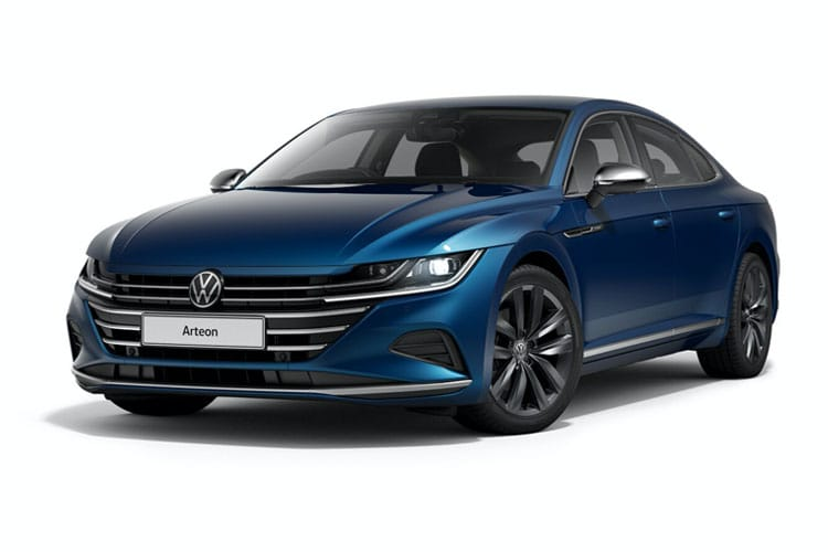 Volkswagen Arteon Fastback 5Dr 2.0 TDI 150PS R-Line 5Dr DSG [Start Stop] front view