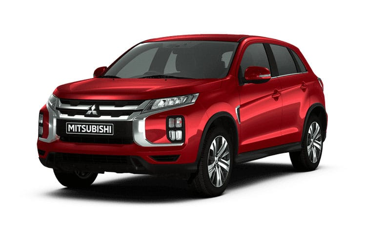 Mitsubishi ASX SUV 2wd 2.0 MIVEC 150PS Exceed 5Dr Manual [Start Stop] front view