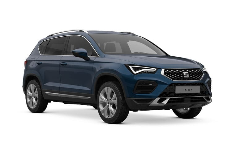 SEAT Ateca SUV 1.5 TSI EVO 150PS SE Technology 5Dr DSG [Start Stop] front view