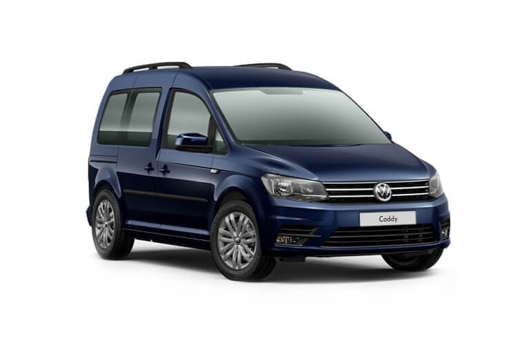 Volkswagen Caddy Maxi M1 2.0 TDI FWD 122PS  MPV DSG [Start Stop] [5Seat] front view