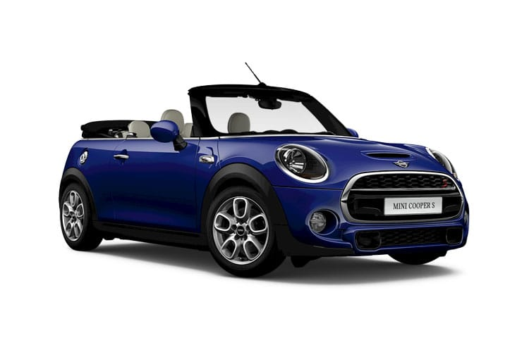 MINI Convertible Cooper 1.5  136PS Classic 2Dr Steptronic [Start Stop] [Comfort] front view