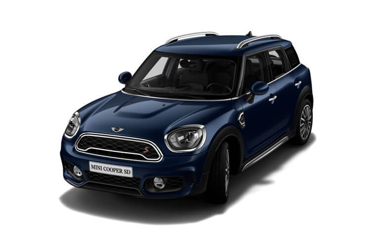 MINI Countryman Cooper 2.0 D 150PS Classic 5Dr Auto [Start Stop] front view