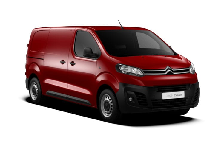 Citroen Dispatch XS 1400Kg 2.0 BlueHDi FWD 120PS Enterprise Van Manual [Start Stop] front view
