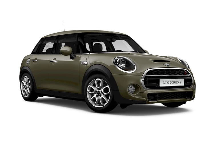 MINI Hatch 5Dr Cooper 1.5  136PS Sport 5Dr Steptronic [Start Stop] [Comfort] front view