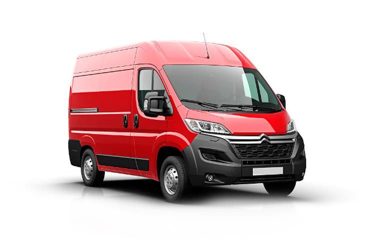 Citroen Relay 35 L3 2.2 BlueHDi FWD 140PS Enterprise Van Extra High Roof Manual [Start Stop] front view
