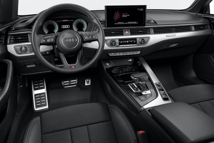 Audi A5 40 Cabriolet quattro 2Dr 2.0 TDI 190PS Edition 1 2Dr S Tronic [Start Stop] inside view