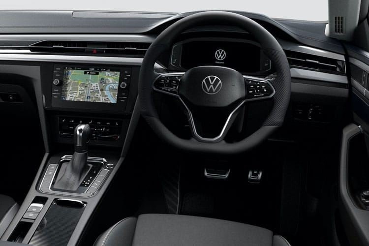 Volkswagen Arteon Shooting Brake 5Dr 4Motion 2.0 TDI 200PS R-Line 5Dr DSG [Start Stop] inside view