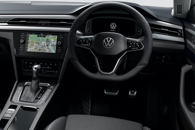 Volkswagen Arteon Fastback 5Dr 4Motion 2.0 TSI 272PS Elegance 5Dr DSG [Start Stop] inside view
