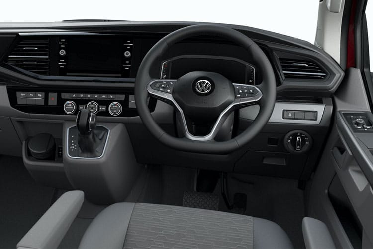 Volkswagen California MPV M1 2.0 TDI FWD 150PS Coast Camper DSG [Start Stop] inside view