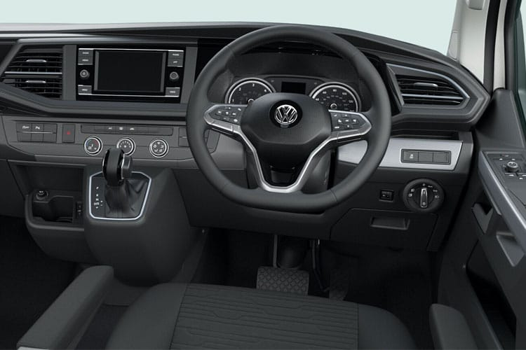 Volkswagen Caravelle SWB MPV M1 4Motion 2.0 BiTDI 4WD 199PS Executive MPV DSG [Start Stop] inside view