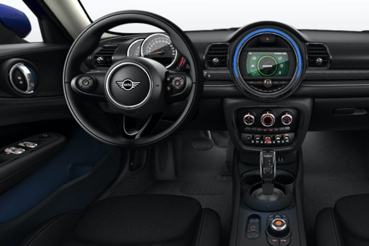 MINI Clubman Cooper S 2.0  192PS Exclusive 6Dr Manual [Start Stop] [Comfort] inside view