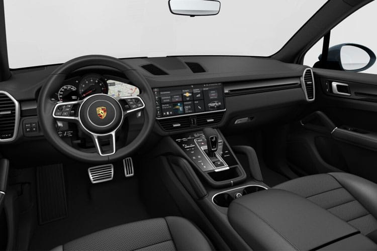 Porsche Cayenne Coupe 4wd 4.0 V8 PiH 14.1kWh 680PS Turbo S E-Hybrid 5Dr Tiptronic [Start Stop] inside view