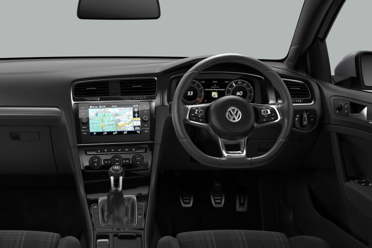 Volkswagen Golf Estate 1.0 TSI 115PS S 5Dr Manual [Start Stop] [Discover Nav] inside view