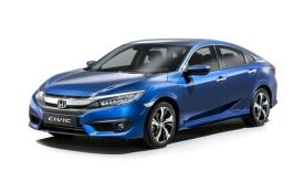 Honda Civic Saloon car leasing